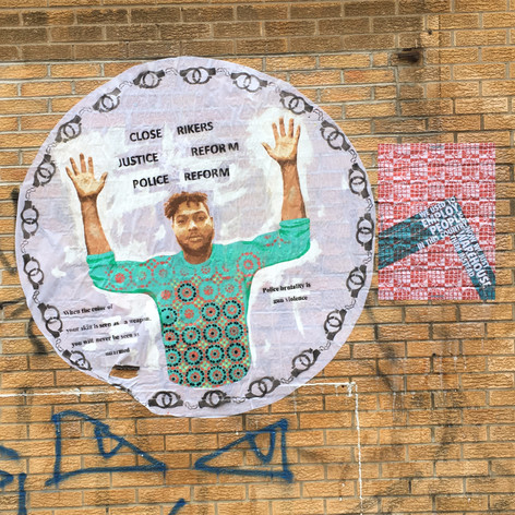 Justice Reform III, Brooklyn 2017