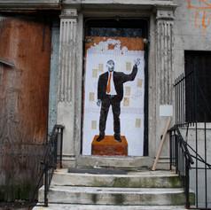Invisible Man, Harlem 2010