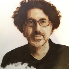Portrait of Hrag