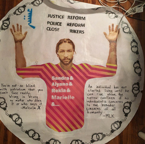 """process for """"Justice Reform III"""""""