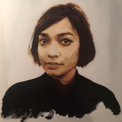 Portrait of Sana