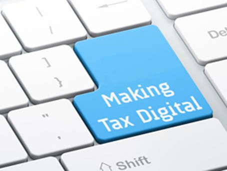 Is your tax digital - it may need to be !