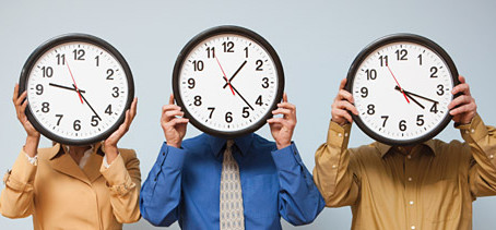 Do you keep records of employees actual hours ?