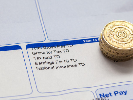What the letters and numbers on your payslip actually mean - and why seeing BR should scare you!