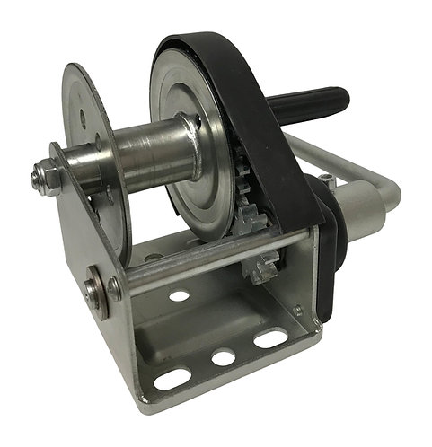 EABW600 Auto Brake Hand Winch with Gear Cover