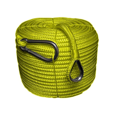 Low-Stretch Nylon Winch Rope - 300 ft.