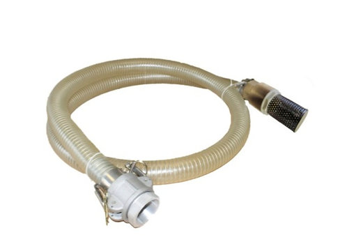 EFP1H1 8 Ft Intake Hose with Fittings