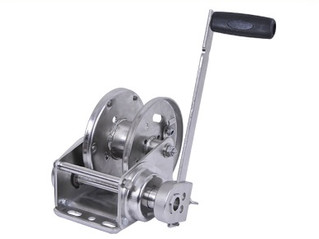 Endurance Stainless Steel Hand Winch With Brake