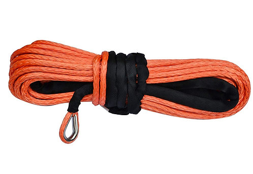 """Synthetic Rope Dyneema Fibre 7/32"""" x 32'ft."""