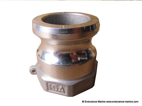 EFPMC1 Male Cam Lock Coupler