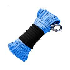"""Synthetic Rope Chinese Fibre 1/4"""" x 40'ft."""