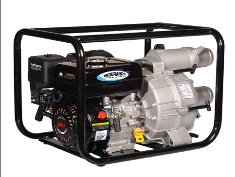 "EWP3T 3"" TRASH GAS POWERED WATER PUMP"