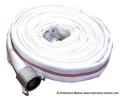 "EFPH-100 1.5"" Fire Hose 100ft."
