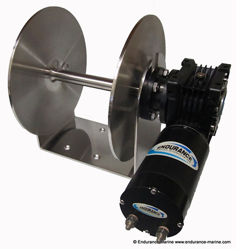 EDM400W-010 Drum Winch