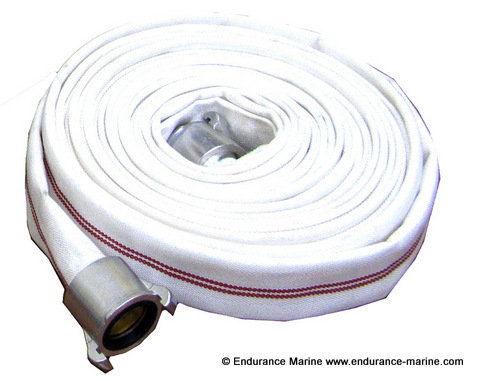 "EFPH-50 1.5"" 50 Ft. Fire Hose"
