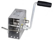 Stainless Steel Boat Trailer Winch RGW1650-0400