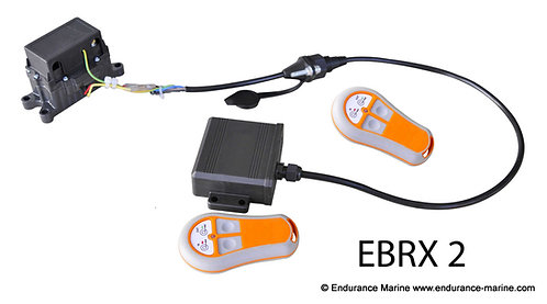 EBRX2 Wireless Winch Remote