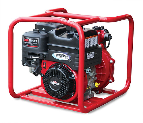 Pump and Engine Briggs and Stratton