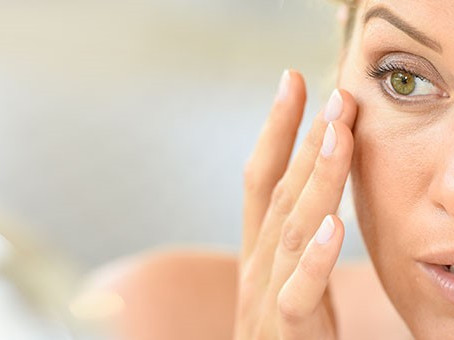 What is the difference between dark circles, puffy eyes and bags under the eyes?