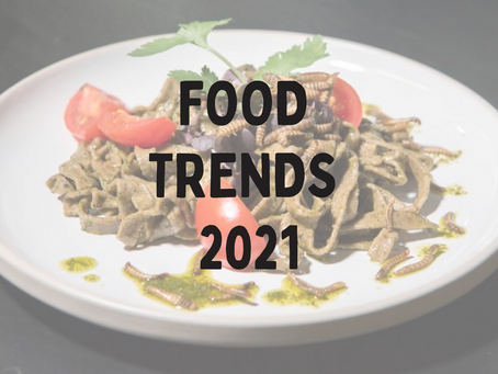 The 4 Biggest Food and Drink Trends For 2021