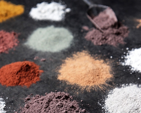 Clay and Charcoal as an Ingredient in the Beauty and Cosmetic Market.