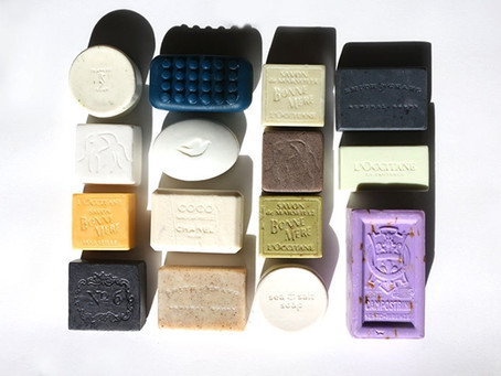 Bar Soaps Gain Popularity