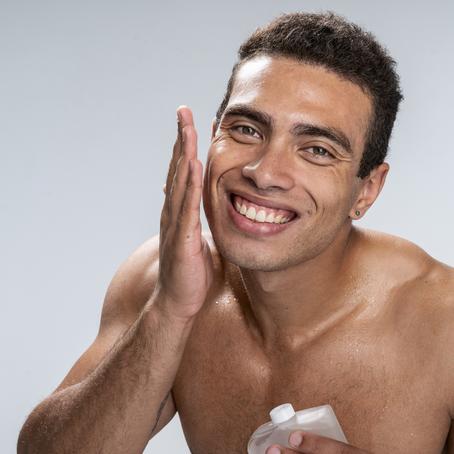 Male Grooming Ingredients