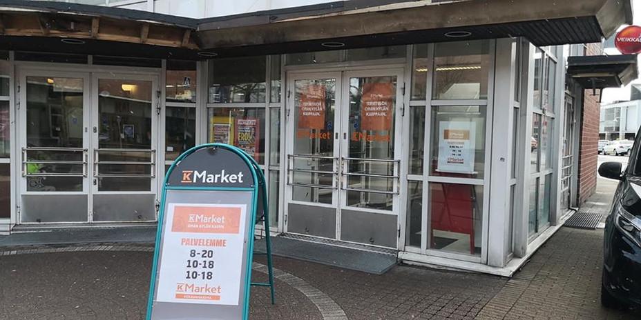 Aseman K-Market
