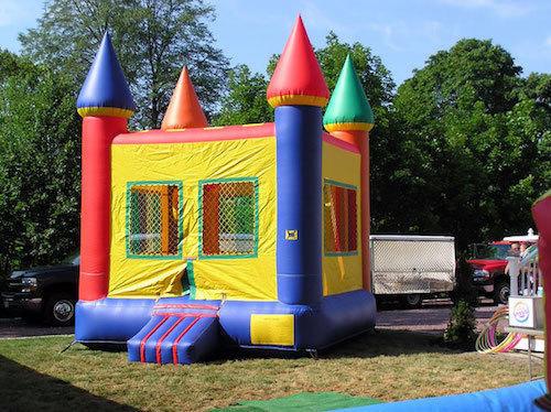 Big Bounce Castle