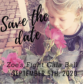ZF 2020 Ball - Save the Date announcemen