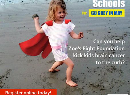 Are you a SUPER HERO School?