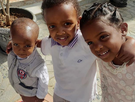 URGENT FUNDRAISER: Food and essential supplies for CCELA Orphanage