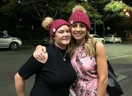 Carrie's Beanies 4 Brain Cancer