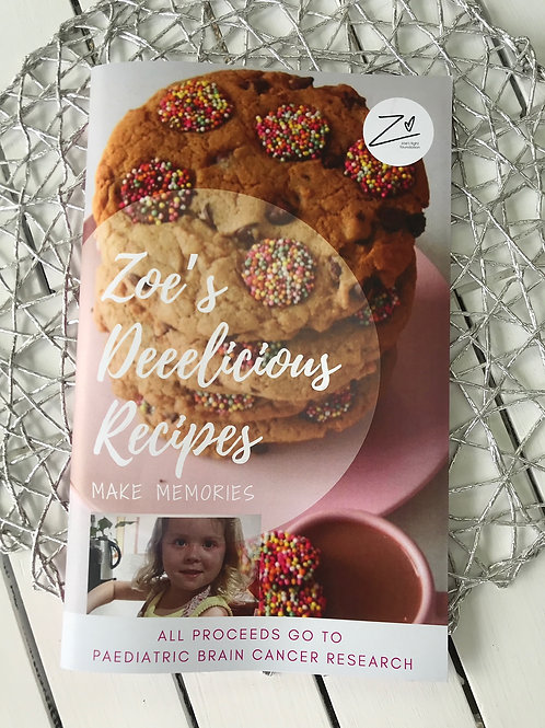 Zoe's Deeelicious Recipe Book