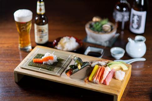 KOI-Tanaka Menü