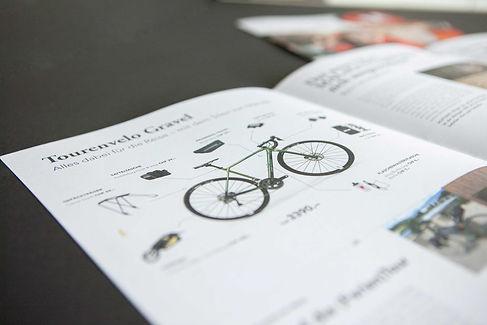 Hadorn Velos Motos Kundenzeitschrift Innenseite