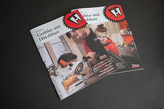 Hadorn Velos Motos Kundenzeitschrift