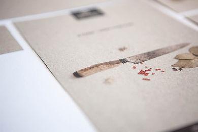 biberevents Flyer/Karten