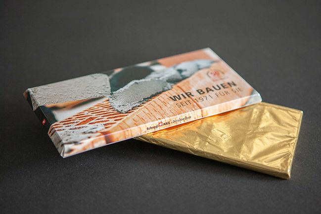 BurriBau AG Schokolade