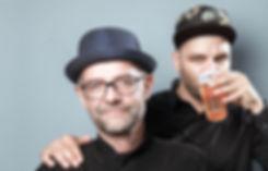 Bernhard und Tobias – die beiden Pfarrer