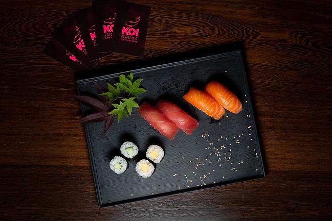 KOI Tanaka Menü