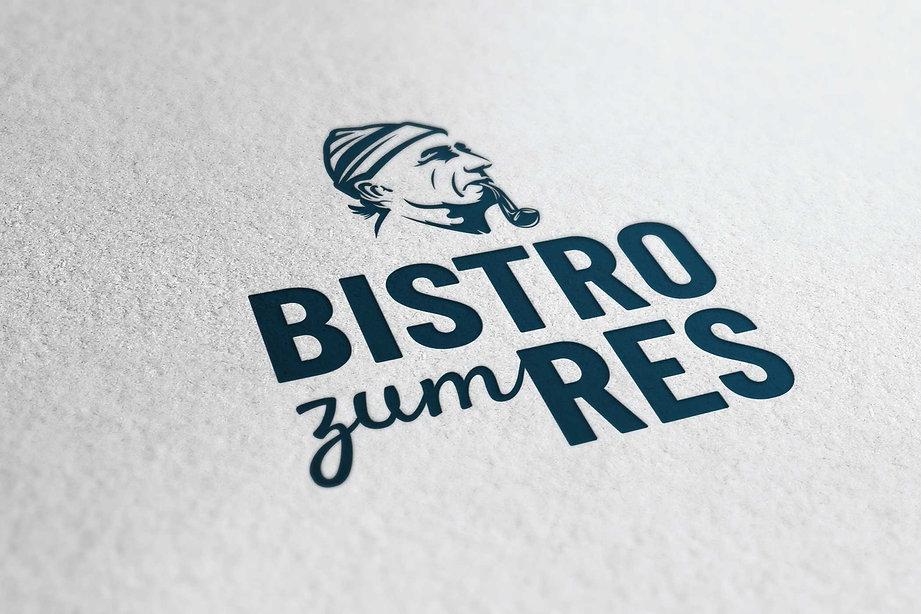 Logo Bistro zum Res gross