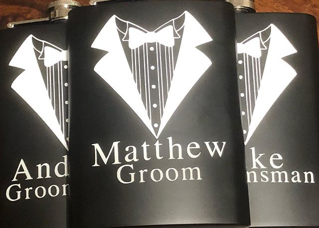 Looking for a great gift for your grooms