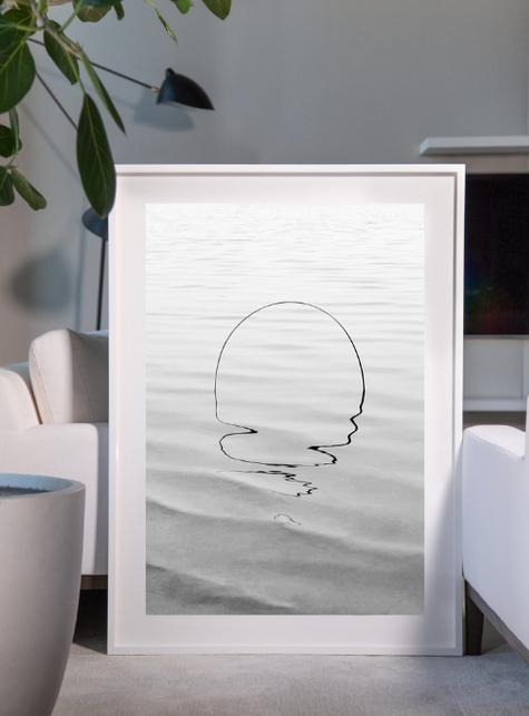 Limited edition prints de la serie Water Portals exclusivamente a través de ArtStar