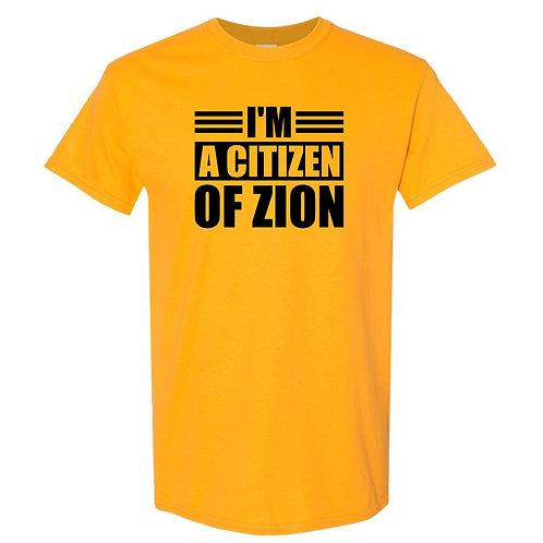 Citizen Of Zion