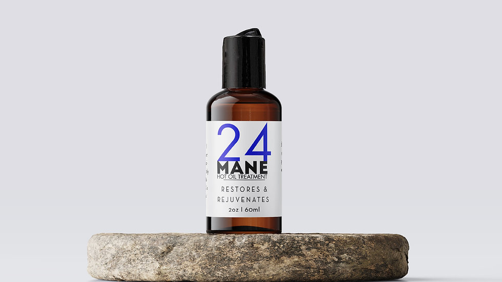 24 Mane Hot Oil Treatment