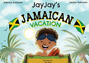 Jayjays Jamaican Vacation Front Cover.PN