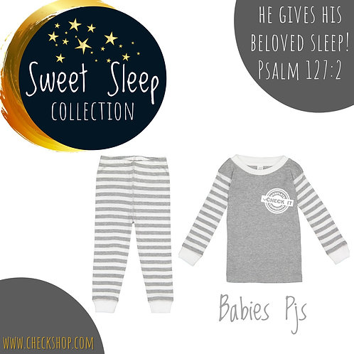 Sweet Sleep Pajamas- Babies
