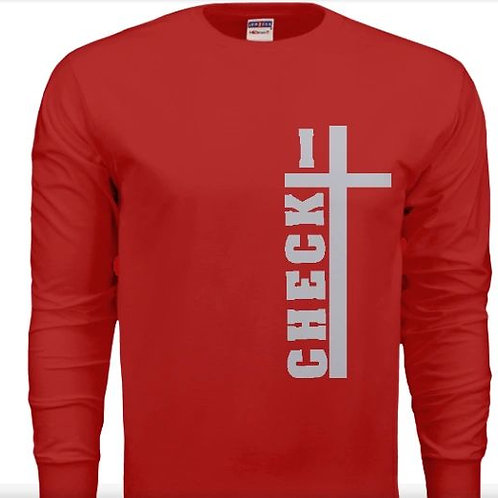 iCheck It Long Sleeve Tee