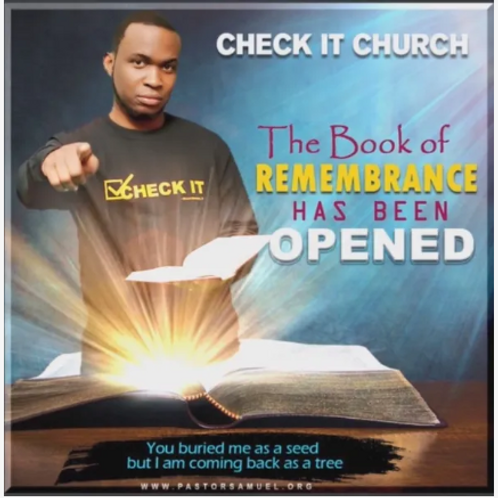 Book Of Remembrance - audio message